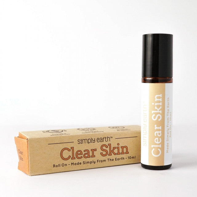 Clear Skin Roll On - Redemption Candle Company