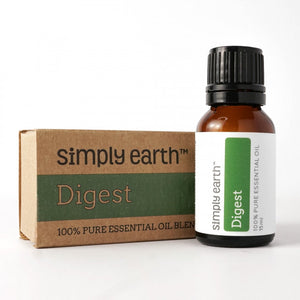 Digest Aid Essential Oil Blend - Redemption Candle Company