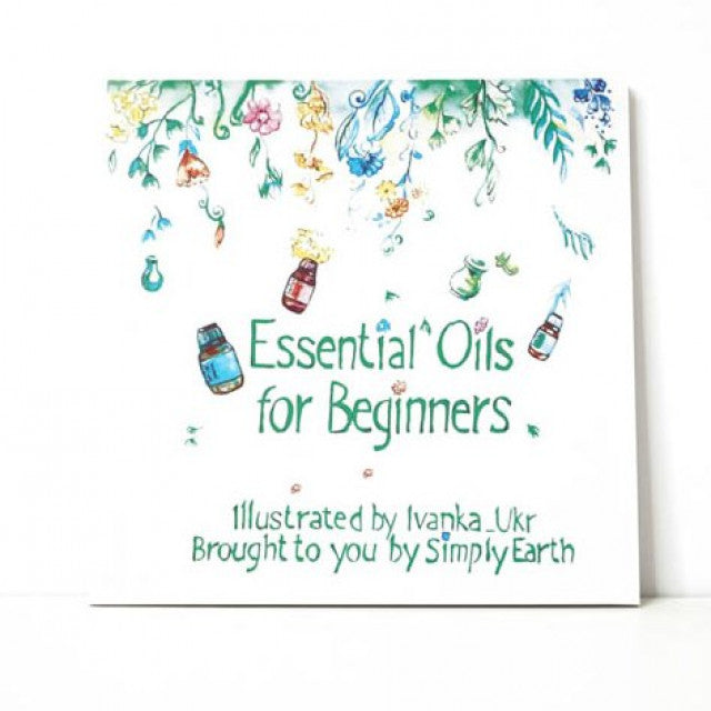 Essential Oils for Beginners Book - Redemption Candle Company