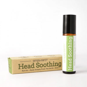 Head Soothing Roll On - Redemption Candle Company