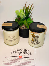 Load image into Gallery viewer, Personalized Business Candle - Realtor Box - Redemption Candle Company