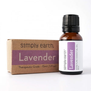Lavender Essential Oil (40/42) - Redemption Candle Company