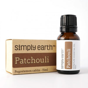 Patchouli Essential Oil (Dark) (Pogostemon Cablin) - Redemption Candle Company