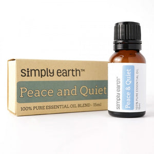 Peace & Quiet Essential Oil Blend - Redemption Candle Company