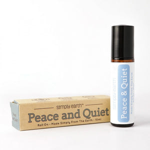 Peace & Quiet Roll On - Redemption Candle Company