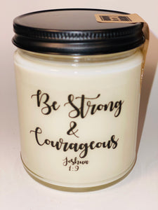Inspirational Candles - Redemption Candle Company