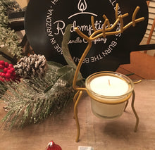 Load image into Gallery viewer, Reindeer Votive Candle
