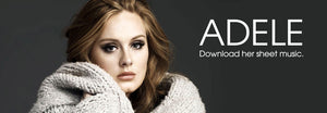 Adele Sheet Music