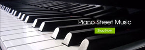 Buy, Download & Print Piano Sheet Music