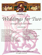 Weddings for Two - Violin 2