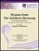 "Hymns from ""The Southern Harmony"" for 2 Violins and Piano - Cello (for Violin 2)"