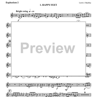 Jazz Suite - Euphonium 2 BC/TC