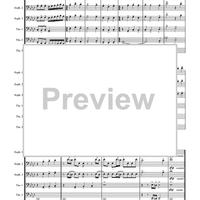 Songs of Rivers, Canals and Oceans - Score