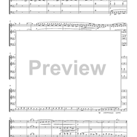 Overture: The Marriage of Figaro - Score - Score