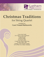 Christmas Traditions for String Quartet - Violoncello