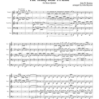 The Teddy Bear's Picnic - Score