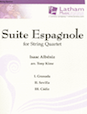 Suite Espagnole for String Quartet - Cello