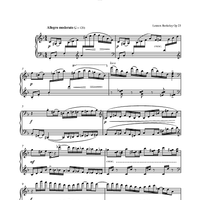 Prelude No. 3 (from Six Preludes)