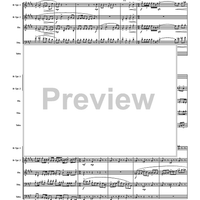Fanfare & Exposition for Brass - Score