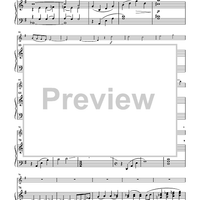 Three American Hymn Settings for Violin and Piano