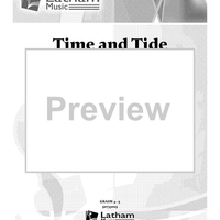 Time and Tide for Cello Quartet