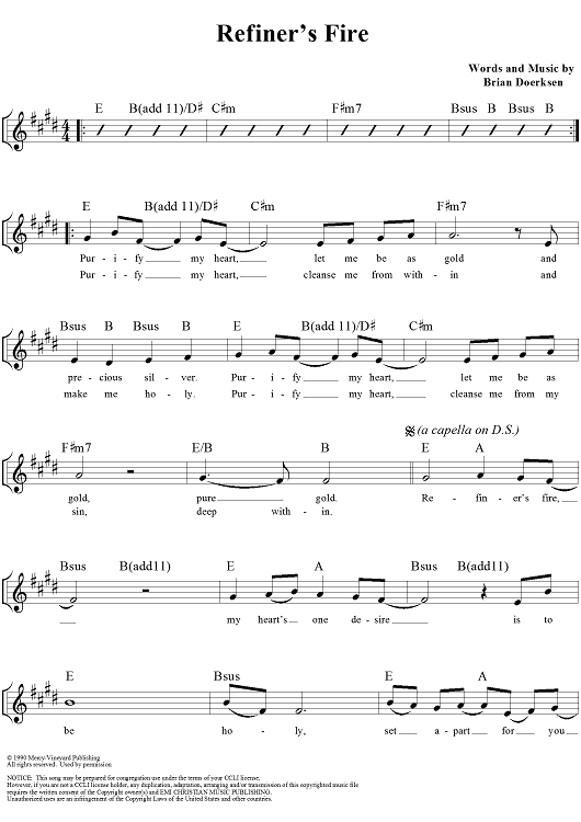 refiners fire song
