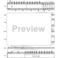 Variations - Piano Score