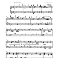 Prelude No. 5 (from Six Preludes)