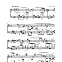 Symphony No. 3 in F Major (3rd movement: Poco allegretto)