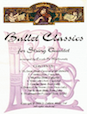 Ballet Classics for String Quartet - Cello