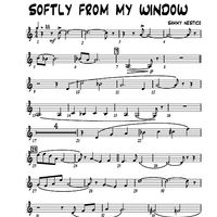 Softly from My Window - Trumpet 4