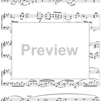 "Intermezzo, No. 2 from ""Six Pieces"". Op. 118"