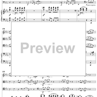 Piano Quartet No. 2 in A Major, Op. 26 (Piano Score) - Piano Score