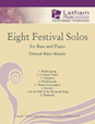 Eight Festival Solos for Bass and Piano