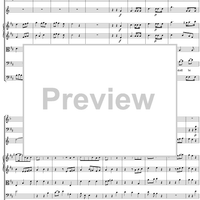Messiah (Orchestral score), nos. 47: Behold, I tell you a mystery, and 48: The trumpet shall sound