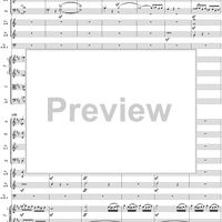 Symphony No. 2, Movement 1 - Full Score