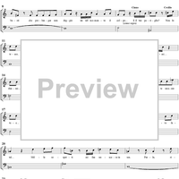 "Recitative and Aria: Quest' improviso tremito, No. 9 from ""Lucio Silla"", Act 2 (Full Score)"