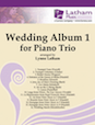 Wedding Album 1 for Piano Trio - Cello