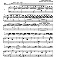 Papillon - Op. 30, No.4 (The Butterfly)
