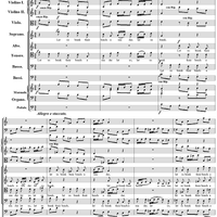 Messiah (Orchestral score), nos. 41: Let us break their bonds asunder; and 42: He that dweleth in heaven