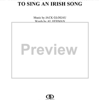 It Takes a Great Big Irish Heart to Sing an Irish Song