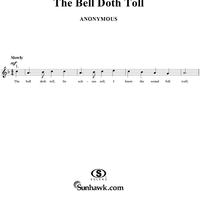 The Bell Doth Toll