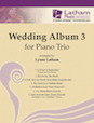 Wedding Album 3 for Piano Trio - Cello