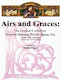 Airs and Graces: An Unusual Collection from the Baroque Era for String Trio - Cello