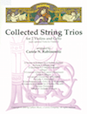 Collected String Trios for 2 Violins and Cello - Cello