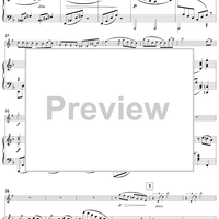 Viola Sonata No. 1, Movement 4 - Piano Score