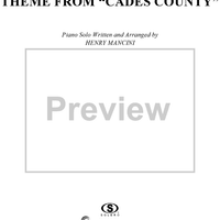 Theme From Cade's County