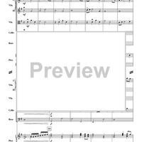 Dance of the Harlequins - Score