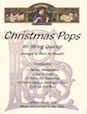 Christmas Pops for String Quartet - Violoncello