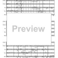 Folksong Fantasy - Score